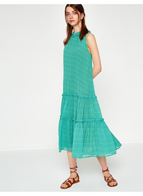 f9f3443da4c90 Koton Kadın Elbise Green Desıgn İndirimli Fiyat | Morhipo | 20022764
